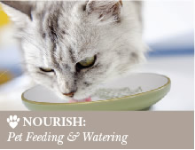 Nourish: Pet Feeding & Watering